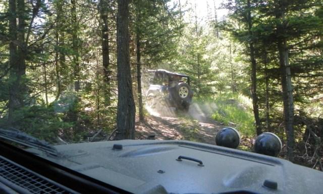 Pacific Northwest 4 Wheel Drive Association's 2011 Trail Jamboree – Day 4 & 5 of 5 7