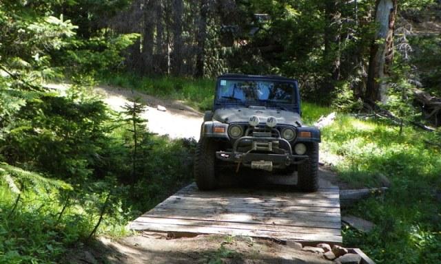Pacific Northwest 4 Wheel Drive Association's 2011 Trail Jamboree – Day 4 & 5 of 5 21
