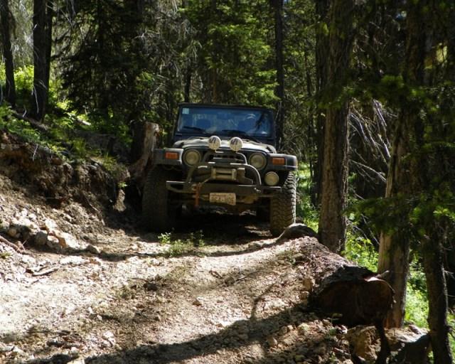 Pacific Northwest 4 Wheel Drive Association's 2011 Trail Jamboree – Day 4 & 5 of 5 23