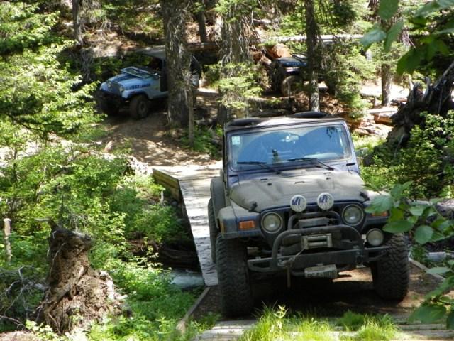 Pacific Northwest 4 Wheel Drive Association's 2011 Trail Jamboree – Day 4 & 5 of 5 29