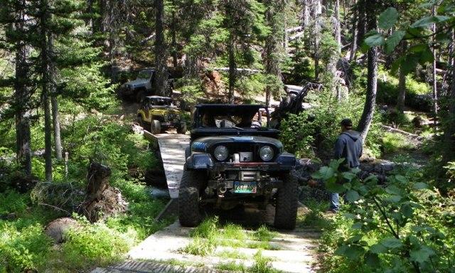 Pacific Northwest 4 Wheel Drive Association's 2011 Trail Jamboree – Day 4 & 5 of 5 31