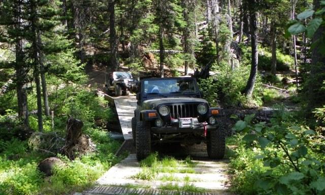 Pacific Northwest 4 Wheel Drive Association's 2011 Trail Jamboree – Day 4 & 5 of 5 34