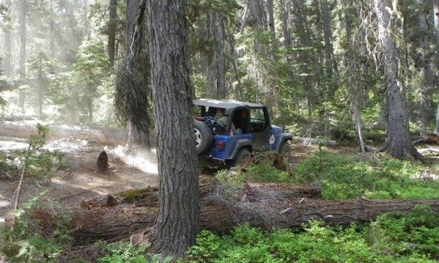 Pacific Northwest 4 Wheel Drive Association's 2011 Trail Jamboree – Day 4 & 5 of 5 39