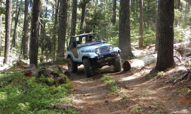 Pacific Northwest 4 Wheel Drive Association's 2011 Trail Jamboree – Day 4 & 5 of 5 40