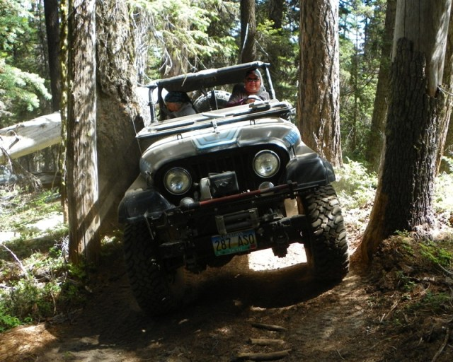 Pacific Northwest 4 Wheel Drive Association's 2011 Trail Jamboree – Day 4 & 5 of 5 42