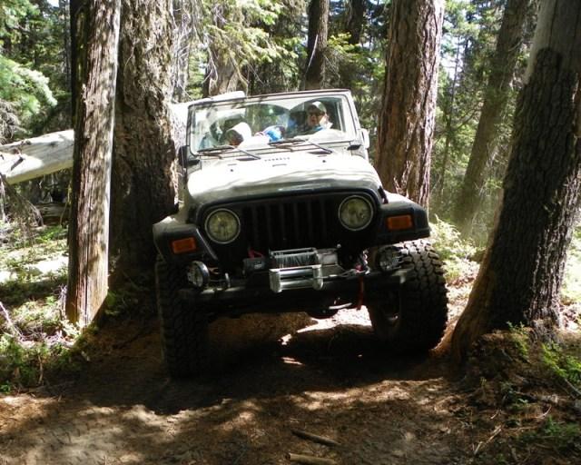 Pacific Northwest 4 Wheel Drive Association's 2011 Trail Jamboree – Day 4 & 5 of 5 46