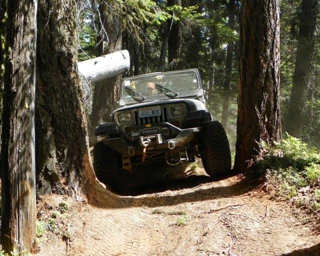 Pacific Northwest 4 Wheel Drive Association's 2011 Trail Jamboree – Day 4 & 5 of 5 47