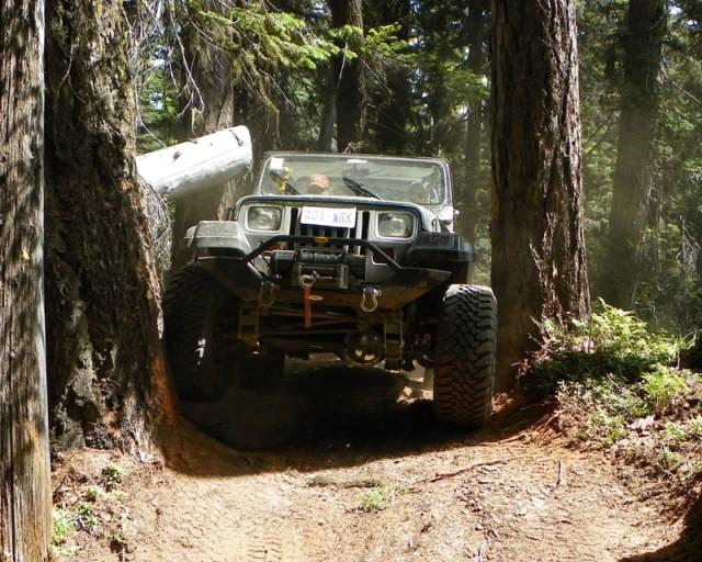 Pacific Northwest 4 Wheel Drive Association's 2011 Trail Jamboree – Day 4 & 5 of 5 48