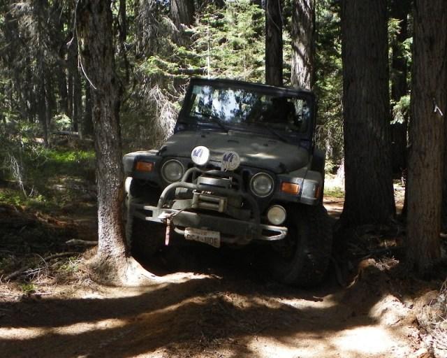 Pacific Northwest 4 Wheel Drive Association's 2011 Trail Jamboree – Day 4 & 5 of 5 49