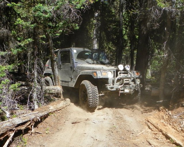 Pacific Northwest 4 Wheel Drive Association's 2011 Trail Jamboree – Day 4 & 5 of 5 59