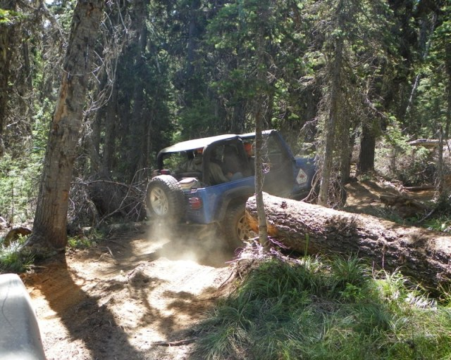 Pacific Northwest 4 Wheel Drive Association's 2011 Trail Jamboree – Day 4 & 5 of 5 61