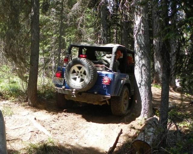 Pacific Northwest 4 Wheel Drive Association's 2011 Trail Jamboree – Day 4 & 5 of 5 62