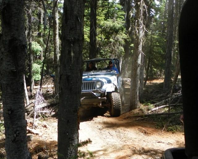 Pacific Northwest 4 Wheel Drive Association's 2011 Trail Jamboree – Day 4 & 5 of 5 63