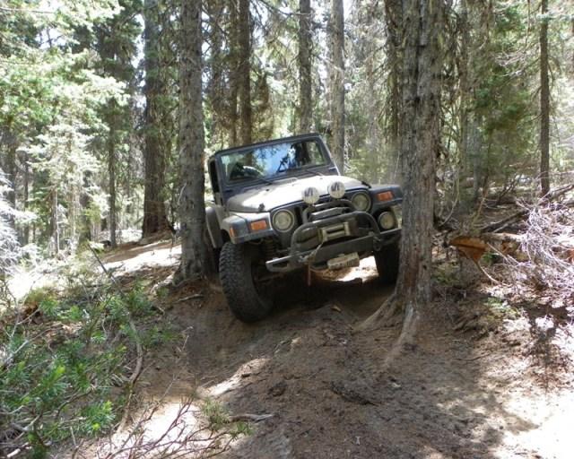 Pacific Northwest 4 Wheel Drive Association's 2011 Trail Jamboree – Day 4 & 5 of 5 65