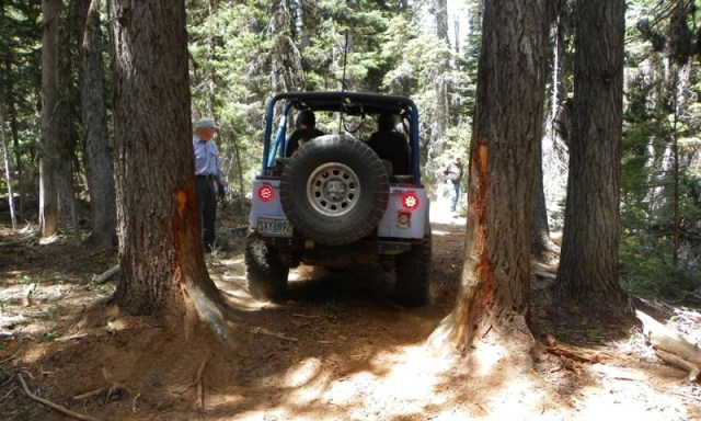 Pacific Northwest 4 Wheel Drive Association's 2011 Trail Jamboree – Day 4 & 5 of 5 76