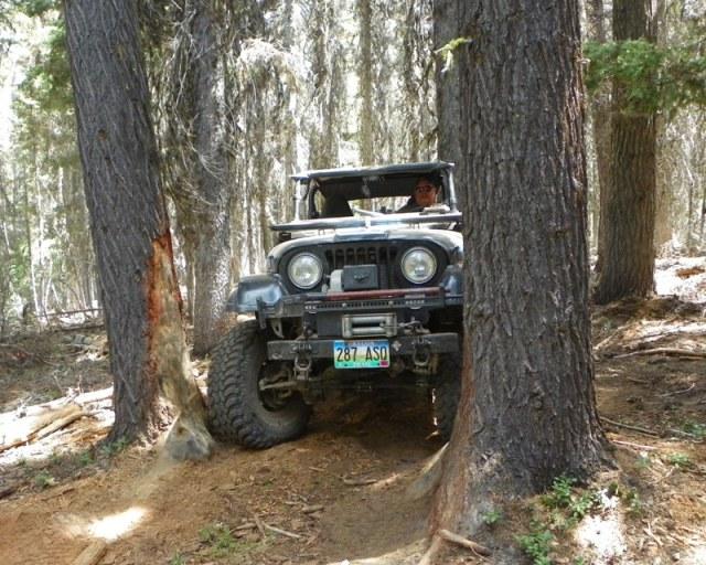 Pacific Northwest 4 Wheel Drive Association's 2011 Trail Jamboree – Day 4 & 5 of 5 77