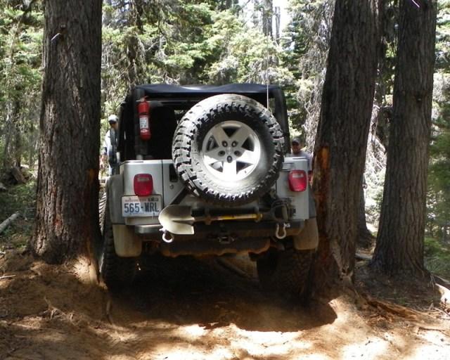 Pacific Northwest 4 Wheel Drive Association's 2011 Trail Jamboree – Day 4 & 5 of 5 83