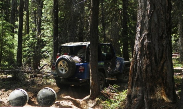 Pacific Northwest 4 Wheel Drive Association's 2011 Trail Jamboree – Day 4 & 5 of 5 90