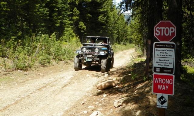 Pacific Northwest 4 Wheel Drive Association's 2011 Trail Jamboree – Day 4 & 5 of 5 93