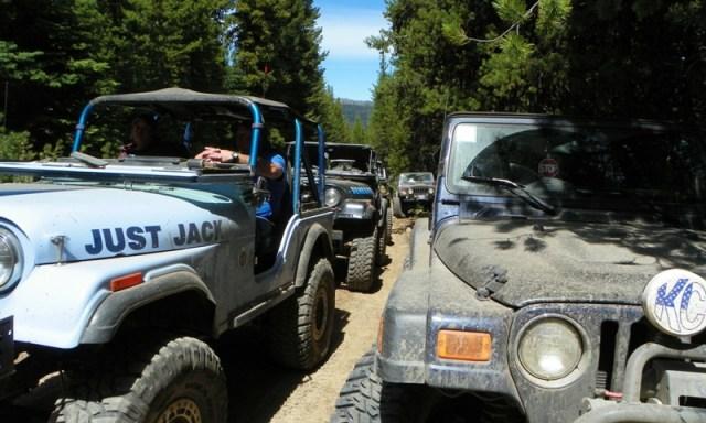 Pacific Northwest 4 Wheel Drive Association's 2011 Trail Jamboree – Day 4 & 5 of 5 95