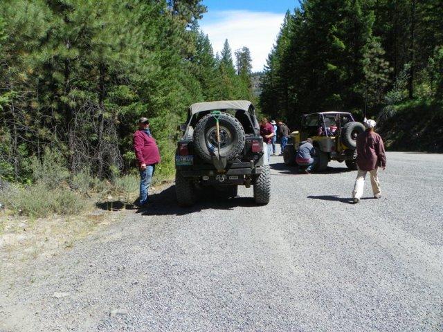 Pacific Northwest 4 Wheel Drive Association's 2011 Trail Jamboree – Day 4 & 5 of 5 109