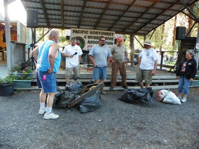 Pacific Northwest 4 Wheel Drive Association's 2011 Trail Jamboree – Day 4 & 5 of 5 123
