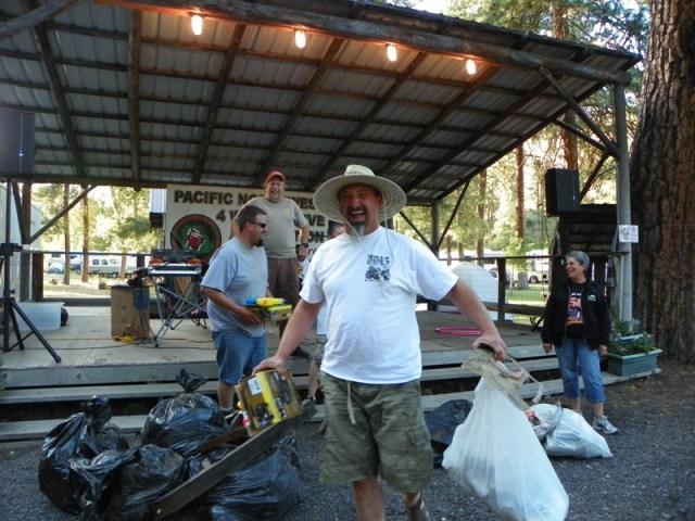 Pacific Northwest 4 Wheel Drive Association's 2011 Trail Jamboree – Day 4 & 5 of 5 125