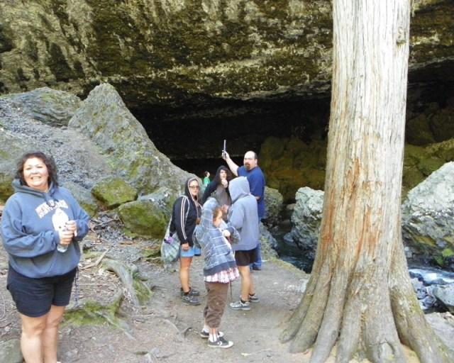 Boulder Cave Hike 32