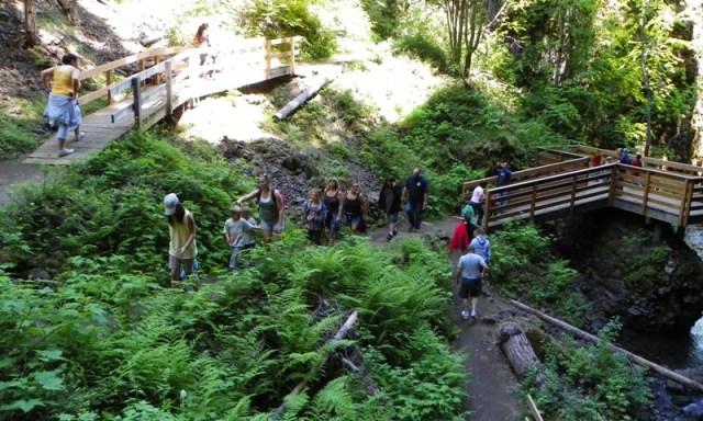 Boulder Cave Hike 53
