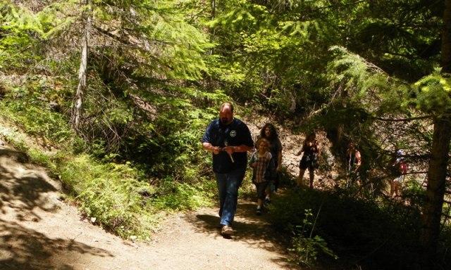 Boulder Cave Hike 59