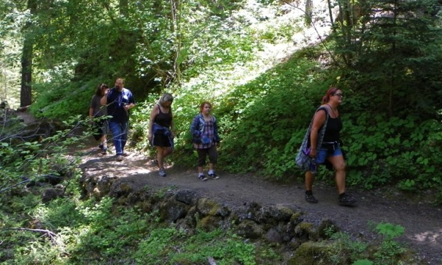 Boulder Cave Hike 63