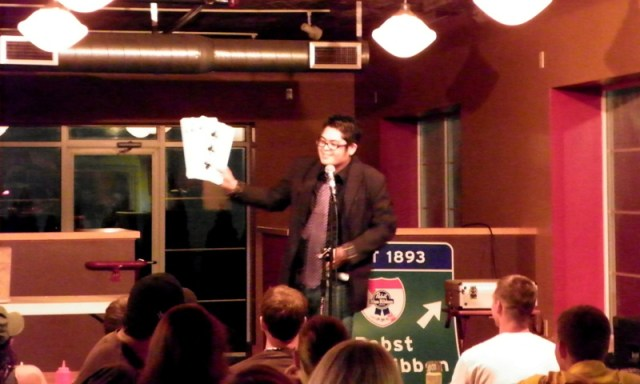 The Magic and Comedy of Ed Mejia 8