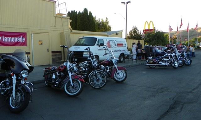 Hot Rods & Harleys 13