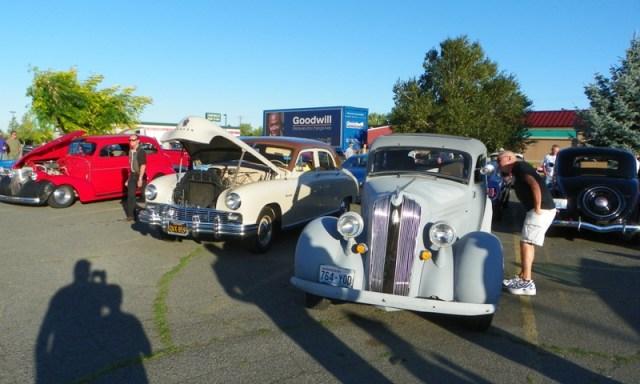 Hot Rods & Harleys 70
