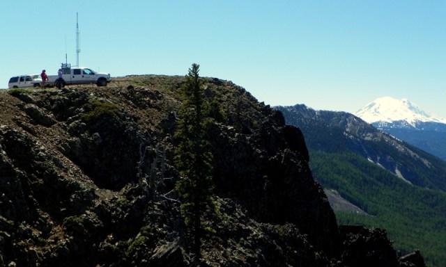 Little Bald Mountain Backroads Run 7