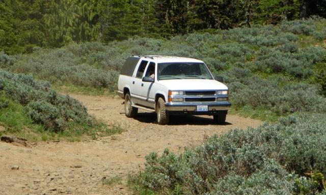 Little Bald Mountain Backroads Run 15