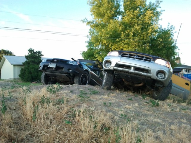 Thursday Night GT at Eastern Washington Adventures - July 14 2011 13