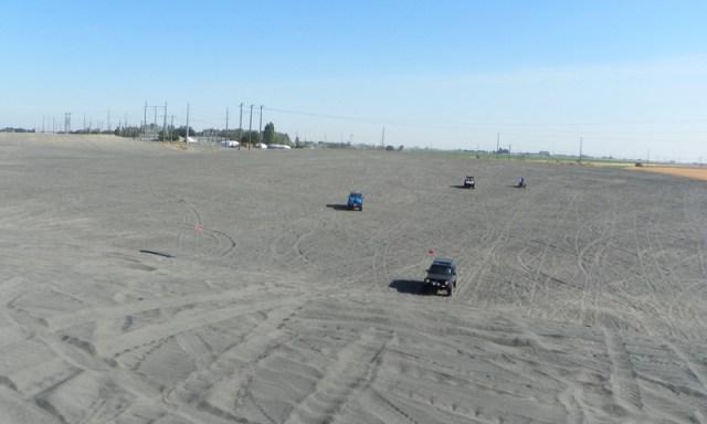 2011 Moses Lake Sand Dunes ORV Run 3