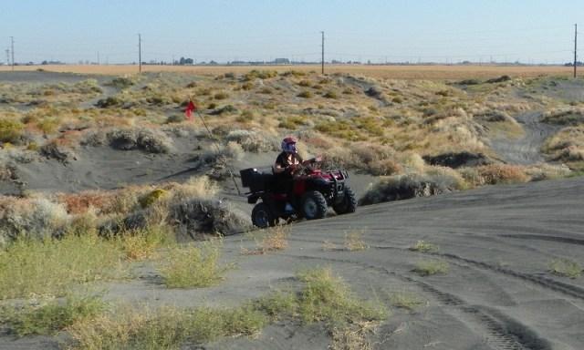 2011 Moses Lake Sand Dunes ORV Run 6