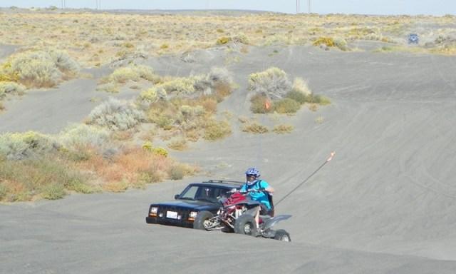 2011 Moses Lake Sand Dunes ORV Run 12