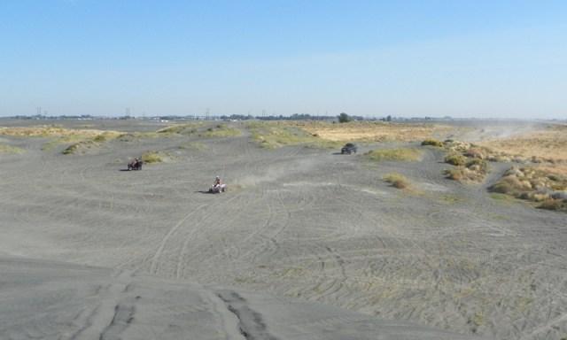 2011 Moses Lake Sand Dunes ORV Run 15