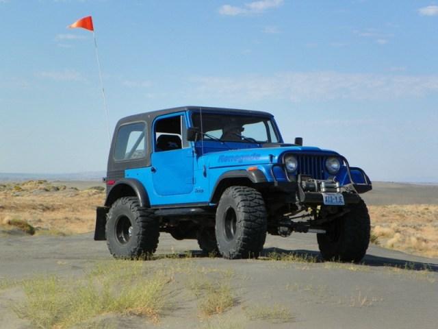 2011 Moses Lake Sand Dunes ORV Run 27