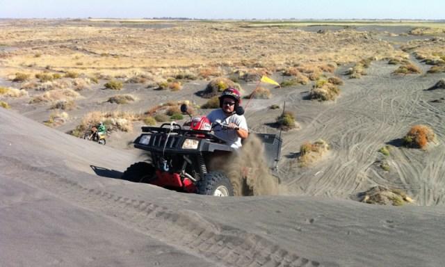 2011 Moses Lake Sand Dunes ORV Run 33