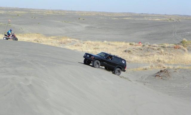 2011 Moses Lake Sand Dunes ORV Run 36