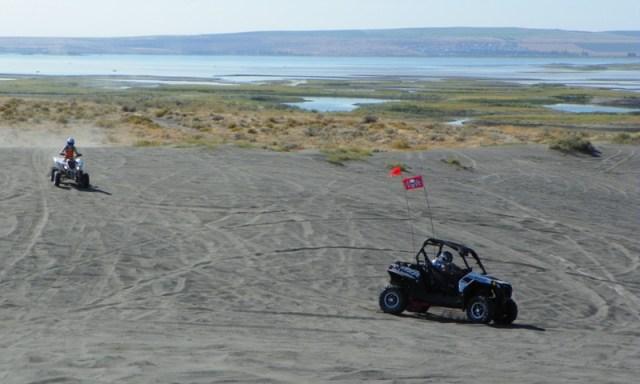 2011 Moses Lake Sand Dunes ORV Run 38