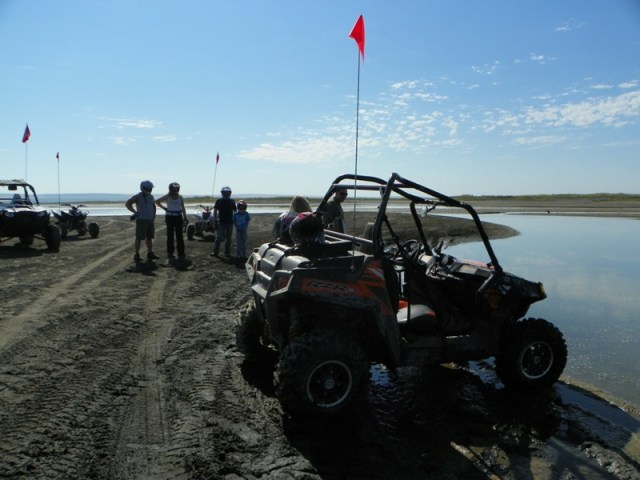2011 Moses Lake Sand Dunes ORV Run 48