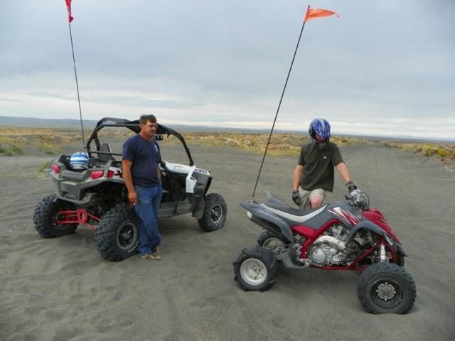 2011 Moses Lake Sand Dunes ORV Run 68