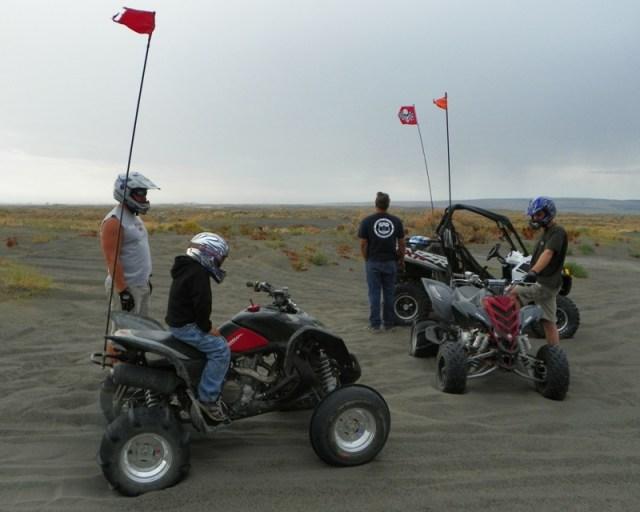 2011 Moses Lake Sand Dunes ORV Run 70