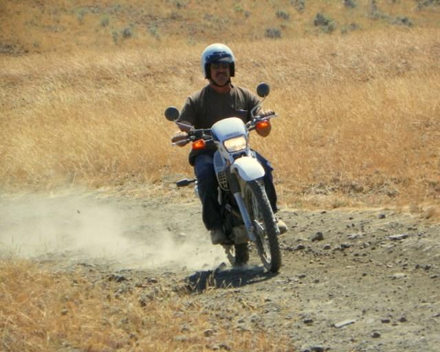 Wenas Wildlife Area Dirt bike/Quad Run – Sept 5 2011 9