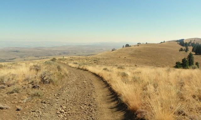 Wenas Wildlife Area Dirt bike/Quad Run – Sept 5 2011 10